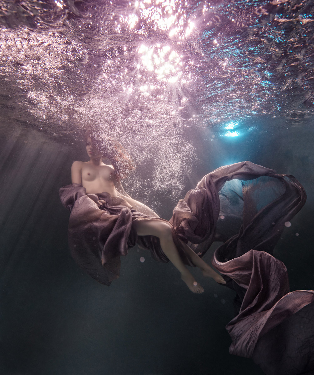 Kitfox Valentín : Underwater Fashion Mermaid